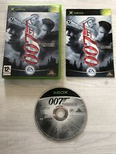 JAMES BOND 007: EVERYTHING OR NOTHING ~ PAL XBOX ORIGINAL ~ VGC, FULLY TESTED ~