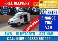 Renault High Roof LWB Commercial Vans & Pickups
