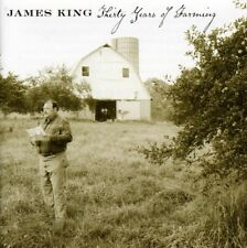 James King - Thirty Years of Farming [New CD]