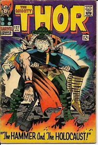Thor 127, 131, 132 Lot