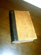 Vintage Hard Cover Hymns for the use of the Methodist Episcopal Church 1849