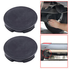 Exhaust Tail Pipe Cap Water Baffle Cover Fit Smart Fortwo Forfour W451 2008-2014