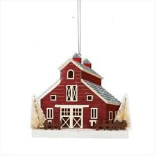 Barn Ornament