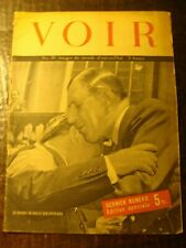 Revue photos - VOIR - Journal de Guerre - N° 36 - DERNIER NUMERO - De Gaulle