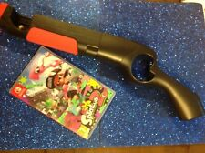 Nintendo Switch Game Splatoon 2 Game) And switch gun  Controller holder