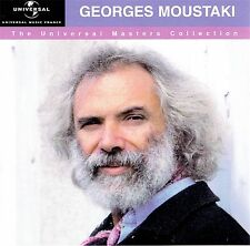 CD - GEORGES MOUSTAKI