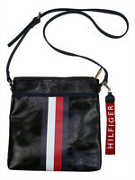 Tommy Hilfiger Raleigh Camouflage Coated Canvas Crossbody Purse NWT $88 MSRP