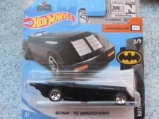 Hot Wheels 2018 # 256/365 Batman: The Animated Series Negro Batman Nuevo