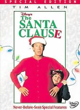 The Santa Clause (DVD, 2002, Widescreen Special Edition) NEW