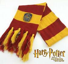 Harry Potter Hogwarts Crest Scarf, Wizarding World, Gryffindor, Warner Brothers