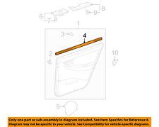 Genuine Toyota 67630-02N83-B0 Door Trim Board
