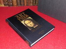 [FRANCO MARIA RICCI] ANNALES ART T.X-2 CHRONOL 2 Superbe livre relié pleine soie