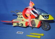 POPY VINTAGE GATCHAMAN G-3 AUTO SWAN MOTORCYCLE 1979