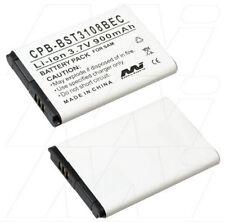 AB553446 BE BU 900mAh battery for Samsung P910 P920 S7230E i320