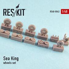 Reskit - 48-0042 - Sea King (all versions) (wheels set) - 1:48   *** NEW ***