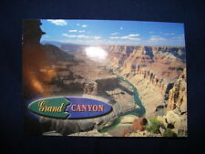 Grand Canyon National Park Monument Arizona Postcard