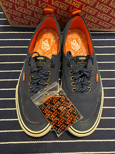 Vans + Finisterre Authentic HF - UK 11. Excellent Condition