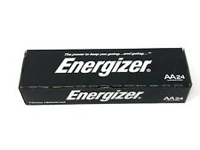 Energizer AA Batteries, Double A Battery Max Alkaline (24 Count) E91 4-24)