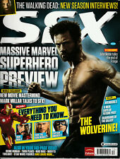 SFX Science Fiction Magazine December 2012 - The Wolverine! (Issue 228)