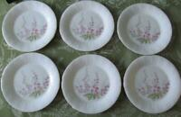 Royal Albert Parkland  Plates 8 1/8th  Inch Set of 6  £24.99( Post Free UK)