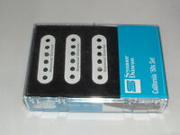 Seymour Duncan California 1950's SSL-1  Strat Pickup Set  WHITE   New  Warranty