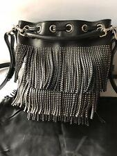 Splendido Saint Laurent EMMANUELLE BORCHIE Bucket bag 88cf0c1f140
