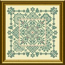 Sale 30% Off Papillon Creations X-stitch chart - Year's End