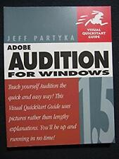 Adobe Audition 1.5 for Windows Partyka, Jeff