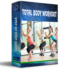 Full Body Workout Fitness workout ,Thighs,Abs,Weight Loss Fat DVD