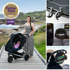 CoziGo - airline bassinet and stroller cover (Fly Babee)