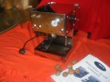 Isomac A 2 Siebträger Espressomaschine - 3L, Silber Chrom