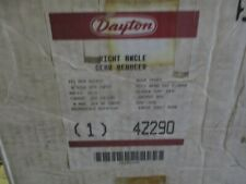 Dayton 47290, Right Angle Gear Reducer- New