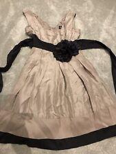 Warehouse Spotlight Silk Dress UK6 Vgc