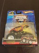 New 2007 Hot Wheels Monster Jam Under Coverz Maximum Destruction #29 Mattel