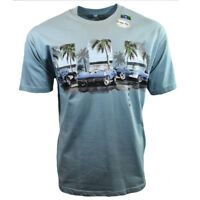 CHEVROLET Mens TEE T Shirt Logo American Muscle Car Racing Hawaiian 100% Cotton