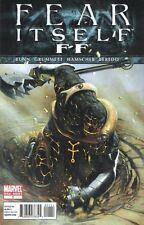 Fear Itself - FF (2011) One-Shot