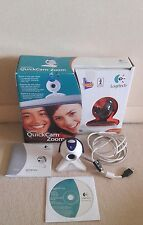 WEBCAM LOGITECH QUICKCAM ZOOM POUR WINDOWS 98, 2000, XP