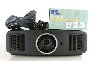 JVC DLA-HD100 Full HD, 600 ANSI Lumens Home Theater Projector MSRP: $7,999 e55