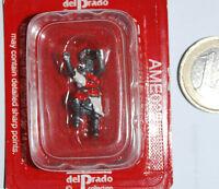 Soldier Siege A Castello Medieval AME008 Del Prado Scale 1-72