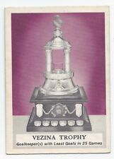 1969-70 OPC O-Pee-Chee VEZINA TROPHY #226 Bobby Orr Yellow on back RARE Hockey
