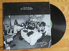 PETER WOLF MAGIC DICK DK signed THE J. GEILS BAND 1971 The Morning After Record