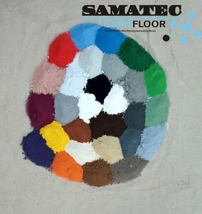 Farbpulver Farbpigmente Epoxidharz Farbe (ab 25,80€/kg) incl. VSK 0,5kg Pigment