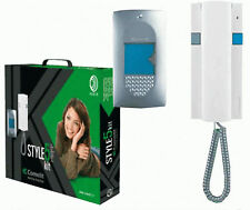Comelit Style Audio Intercom for Flats, Offices Houses and Gates