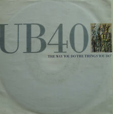 "7"" 1989 VG+ ! UB 40 I The Way You Do The Things You Do"