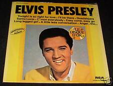SEALED Elvis Presley Le Disque D'Or RCA FRANCE vinyl LP