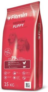 FITMIN MEDIUM PUPPY -High Meat Content For Pregnant And Nursing Dogs