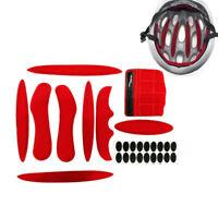 1 Set Bike Helmet Sponge Pad Cycling Helmet Padding Bicycle Accessories