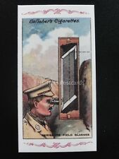 No.56 PERISCOPE FIELD GLASSES The Great War Series REPRO of Gallaher 1915