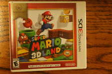 Super Mario 3D Land (Nintendo 3DS, 2011) - GAME ONLY