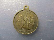 MEDALLA RELIGIOSA PAPA PIO IX / CONCILIO ECUMENICO 1869